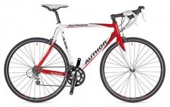 Велосипед AUTHOR (2013) A 55, біло/червоний, рама 54 см