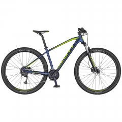 Велосипед SCOTT ASPECT 950 синьо/зелений 2020