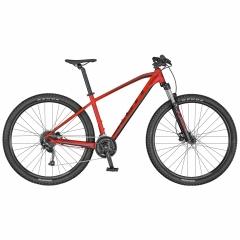 Велосипед SCOTT ASPECT 950 червоний (морквяний)/чорний 2020