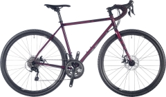 Велосипед  AUTHOR (2019) Ronin 28, рама 56 cm, колір-вишневий