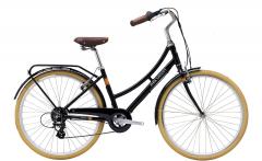 "Велосипед Polygon OOSTEN 26"", 43 см (2021) чорний"